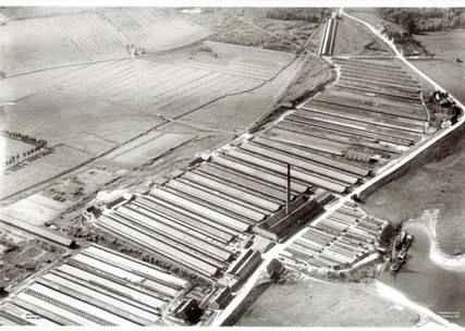Voormalige steenfabriek de Ooij
